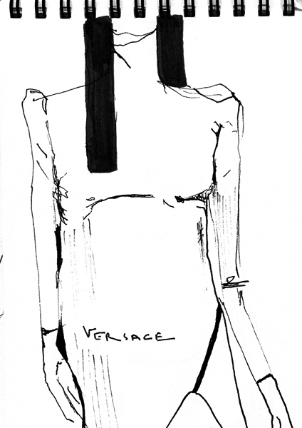 camille sotero dessins rennes Couture!